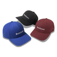 Back Channel-OLD ENGLISH SNAPBACK