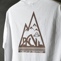 Back Channel-Back Channel×Prillmal OUTDOOR LOGO T