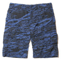 "BackChannel ""GHOSTLION CAMO CARGO SHORTS"""