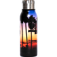 "Thermo Mug ""Sunset Playground"" Umbrella Bottle"
