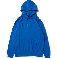 Logo Sweat Parka [Blue]