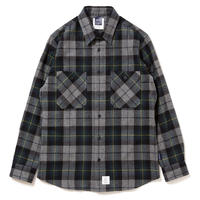 "APPLEBUM ""Top Shaggy Check Nel Shirt"""