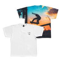 "Sunset Skatepark"" T-shirt"