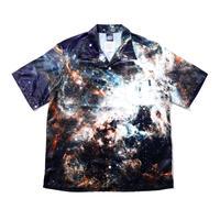 """Nebula"""" S/S Aloha Shirt"""