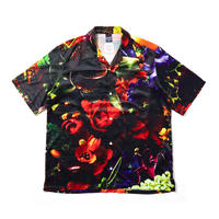 """""""Flowers"""" S/S Aloha Shirt"""