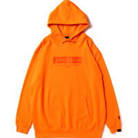 Logo Sweat Parka [Orange]