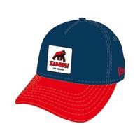 【XLARGE×NEWERA 】2TONE WALKING APE SNAPBACK CAP