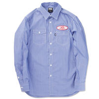 "FTC ""STRIPE WORK SHIRT"""