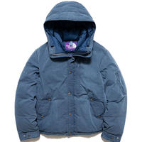 Indigo Mountain Short Down Parka THE NORTH FACE PURPLE LABEL ND2066N