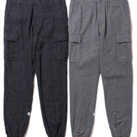 "BackChannel ""WOOL CARGO JOGGER PANTS"""