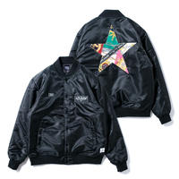 SCARF STAR STADIUM JACKET Price: