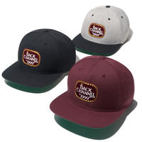 -BackChannel-LABEL LOGO SNAP BACK