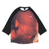 """Kate"" Raglan 3/4 Sleeve T-shirt"