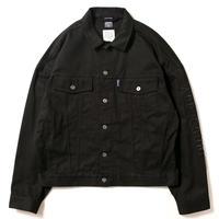 Loose Color Jacket [Black]