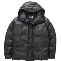 Mountain Down Leather Jacket  ND2868N