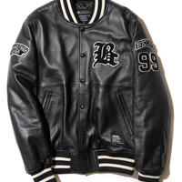 "BackChannel ""LEATHER STADIUM JACKET"""