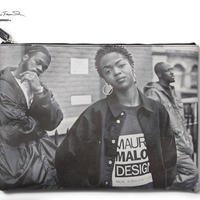 "INTERBREED ""L.BOOGIE COLLECTION 3MC'S GENUINE POUCH"""