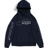 "WE'VE GOT JAZZ"" Sweat Parka [Navy]"