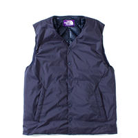 "THE NORTH FACE PURPLE LABEL ""Down Vest"""
