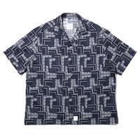 Paisley S/S Oversize Shirt