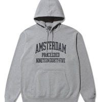 BackChannel-AMSTERDAM PULLOVER PARKA