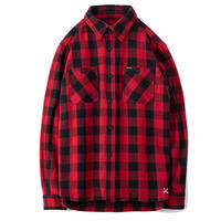 BLUCO ブルコ  BUFFALO CHECK SHIRTS OL-048-019