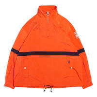 Line Pullover Jacket [Orange]