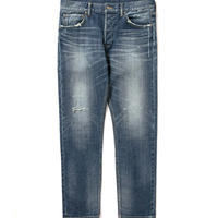 """Kate"" Slim Stretch Denim Pants (Damage)"