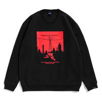 """95 Queens"" Crew Sweat [Black]"