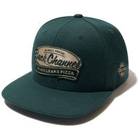 BackChannel-BACK CHANNEL × PRILLMAL SNAP BACK