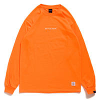 Neon L/S T-shirt [Orange]