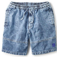 "INTERBREED ""CHEMICAL WASHED COURT SHORTS"""