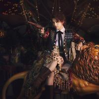 ヴィジュアルブック「theater of fairytale」~ピノキオの章~反橋宗一郎セット