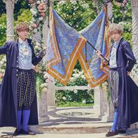 ヴィジュアルブック「theater of fairytale」~青い鳥の章~二冊  + ご希望キャスト2L写真付きセット