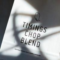 タイミングス ・チョップブレンド・コーヒー 200 g <TIMINGS CHOP BLEND COFFEE>