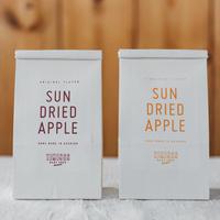 サン・ドライド・アップル シナモンフレイバー 200g <SUN DRIED APPLE Sinnamon Flavor>