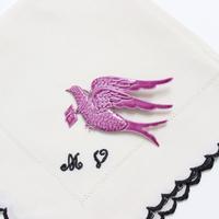 伝書鳩のバレッタ*violet