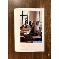 Saul Leiter's Atelier 「inside」