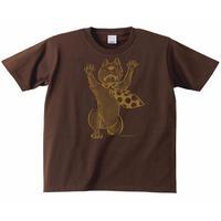 山上たつひこグッズ 「がきデカ」栃の嵐 Tシャツ