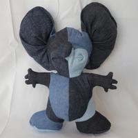 TK Mouse(Denim Color)  TYPE3