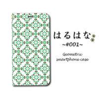 はるはな #001【(S)(M)手帳型スマホケース】iPhone/Android