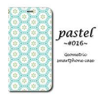 pastel #016【(L)手帳型スマホケース】iPhone/Android