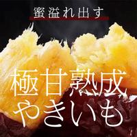 宮崎県産 極甘熟成やきいも『金のいも』2キロ【熟成焼き芋専門 SAZANKA(宮崎県)】