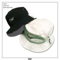 FilteR LOGO HAT BLACK&WHITE