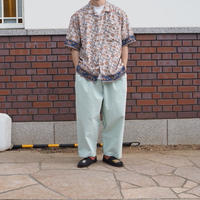 SUNDAY PANTS - P-GREEN-