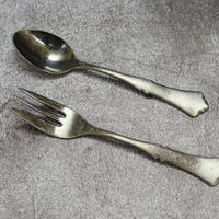 "classical cutlery ""for tea"""