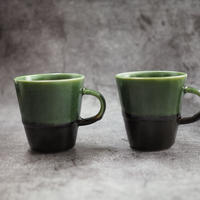 Mug cup S -Bronze×Kuro tenmoku-