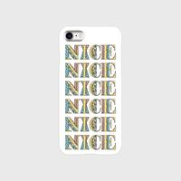 "kazaho furusho smart phone case for iPhone ""NICE"""