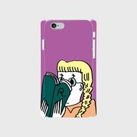 "kazaho furusho smart phone case for iPhone ""読書"""