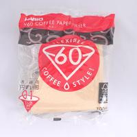 HARIO V60 COFFEE PAPER FILTER 01 ブラウン